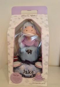 Jake Baby Boy Diaper Cake 3