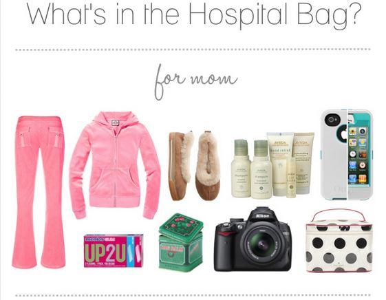 Mom Hospital Bag
