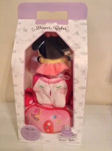 Baby Gift Ashley Diaper Cake Minnie Mouse 4