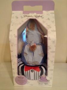 Eeyore Ladies Man Baby Boy Diaper Cake Baby Gift 4