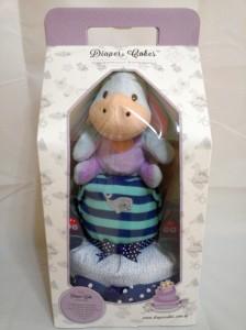 2-Tier- Eeyore-Diaper Cake-Baby Gifts Singapore- Boy 3