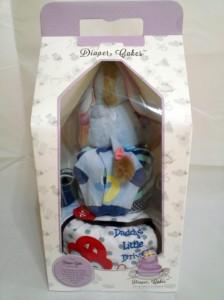 2-Tier- Eeyore-Diaper Cake-Baby Gifts Singapore- Boy 4