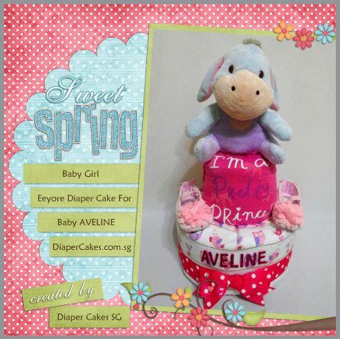 2-Tier-Diaper-Cake-Singapore-Baby-Gift-Hamper-Blue-Eeyore-Baby-Girl-Aveline-5