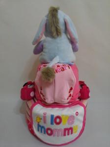 2-Tier-Diaper-Cake-Singapore-Baby-Gift-Hamper-Blue-Eeyore-Baby-Girl-Sufiyya-2