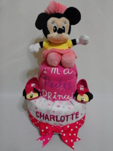 2-Tier-Diaper-Cake-Singapore-Baby-Gift-Hamper-Pink-Minnie-Mouse-Baby-Girl-Charlotte-1
