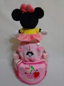 2-Tier-Diaper-Cake-Singapore-Baby-Gift-Hamper-Pink-Minnie-Mouse-Baby-Girl-Surfina-2