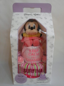 2-Tier-Diaper-Cake-Singapore-Baby-Gift-Hamper-Pink-Minnie-Mouse-Baby-Girl-Surfina-3