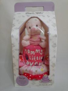 2-Tier-Diaper-Cake-Singapore-Baby-Gift-Hamper-Pink-Piglet-Baby-Girl-3