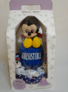 2 Tier -DiaperCakesSingapore-BabyGifts-MickeyMouse-Boy 3