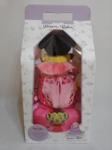 2 Tier -DiaperCakesSingapore-BabyGifts-MinnieMouse-Girl 4