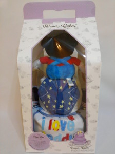 2-Tier- MickeyMouse-Diaper Cake-Baby Gifts Singapore- Boy 4