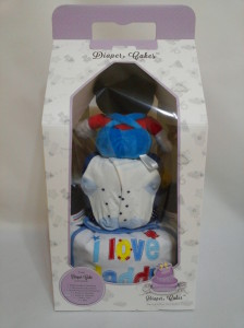2-Tier- MickeyMouse-Diaper Cake-Baby Gifts Singapore- Boy 8