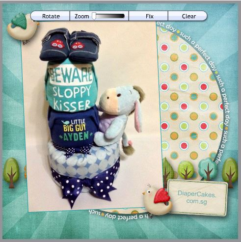 3-Tier-Diaper-Cake-Singapore-Baby-Gift-Hamper-Blue-Eeyore-Baby-Boy-Ayden-5