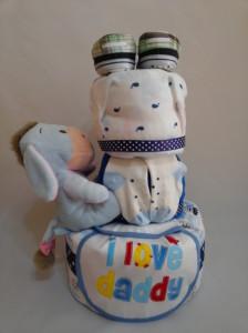 3-Tier-Diaper-Cake-Singapore-Baby-Gift-Hamper-Blue-Eeyore-Baby-Boy-Cole-2