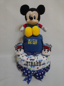 Singapore-Baby-Gift-Hamper-Blue-Mickey-Mouse-Baby-Boy-Firash-1
