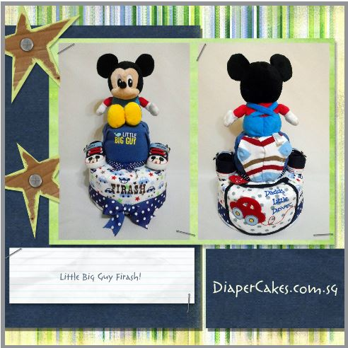Singapore-Baby-Gift-Hamper-Blue-Mickey-Mouse-Baby-Boy-Firash-5