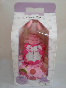 2 Tier -DiaperCakesSingapore-BabyGifts-PinkPiglet-Girl-Victoria-3 (2)