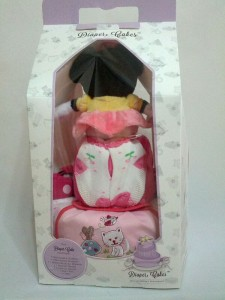 2-Tier-Minnie-Mouse-Diaper Cake-Baby Gifts Singapore- Girl-Gwendolyn-4