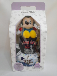 2Tier -DiaperCakesSingapore-BabyGifts-MickeyMouse-Boy-Noel-3