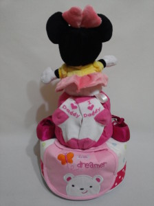 2Tier -DiaperCakesSingapore-BabyGifts-Minnie-Mouse-Girl-Jazreel-2
