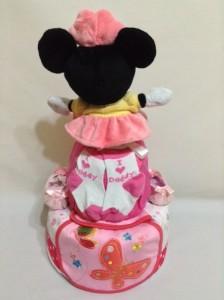 2Tier -DiaperCakesSingapore-BabyGifts-MinnieMouse-Girl-Athena-2