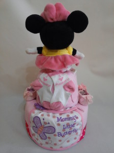 2Tier -DiaperCakesSingapore-BabyGifts-MinnieMouse-Girl-Juby-2