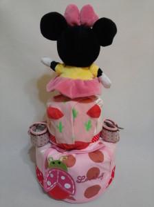 2Tier -DiaperCakesSingapore-BabyGifts-MinnieMouse-Girl-Taara-2