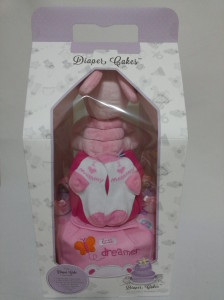 2Tier -DiaperCakesSingapore-BabyGifts-Piglet-Girl-4