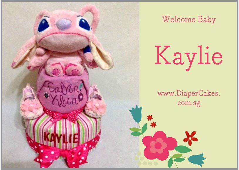 2Tier -DiaperCakesSingapore-BabyGifts-Stitch-Girl-Kaylie-3