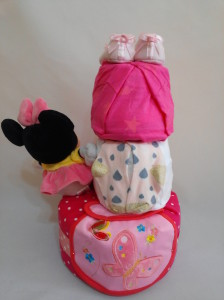 3 Tier -DiaperCakesSingapore-BabyGifts-Minnie-Mouse-Girl-2