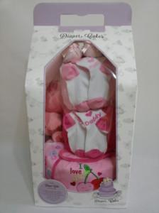 3-Tier-Rainbow-Care-Bear-Diaper Cake-Baby Gifts Singapore- Girl-Scarlett-4
