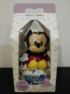 1Tier -DiaperCakesSingapore-BabyGifts-Mickey-Boy-Xander-3