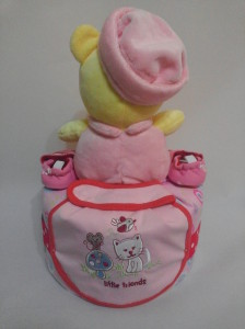 1Tier-DiaperCakesSingapore-BabyGifts-Pooh-Girl-2