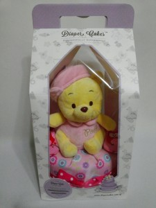 1Tier-DiaperCakesSingapore-BabyGifts-Pooh-Girl-3