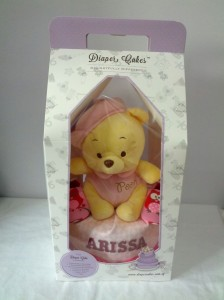 1Tier-DiaperCakesSingapore-BabyGifts-WinnieThePooh-Girl-Arissa-3
