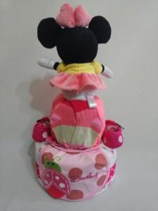 2Tier-DiaperCakesSingapore-BabyGifts-Minnie-Girl-Arissa-2