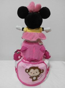 2Tier-DiaperCakesSingapore-BabyGifts-MinnieMouse-Girl-2