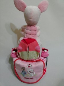 2Tier -DiaperCakesSingapore-BabyGifts-Piglet-Girl-Viviana-2