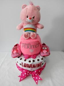 2Tier-DiaperCakesSingapore-BabyGifts-WonderBear-Girl-Lorraine-1