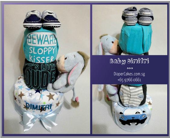 3Tier-DiaperCakesSingapore-BabyGifts-Eeyore-Boy-Dimitri-5