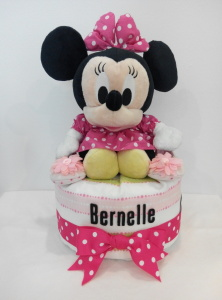 1Tier-DiaperCakesSingapore-BabyGifts-Girl-Minnie-Bernelle-1