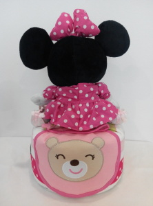 1Tier-DiaperCakesSingapore-BabyGifts-Girl-Minnie-Bernelle-2