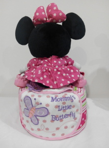 1Tier-DiaperCakesSingapore-BabyGifts-Girl-Minnie-Grace-2