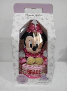 1Tier-DiaperCakesSingapore-BabyGifts-Girl-Minnie-Grace-3
