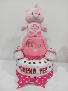 2Tier-DiaperCakesSingapore-BabyGifts-CareBear-ChengYee-1