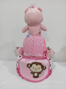2Tier-DiaperCakesSingapore-BabyGifts-CareBear-ChengYee-2