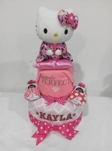 2Tier-DiaperCakesSingapore-BabyGifts-Girl-HelloKitty-Kayla-1