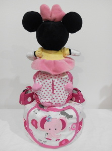 2Tier-DiaperCakesSingapore-BabyGifts-Girl-Minnie-2