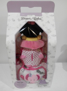 2Tier-DiaperCakesSingapore-BabyGifts-Girl-Minnie-4