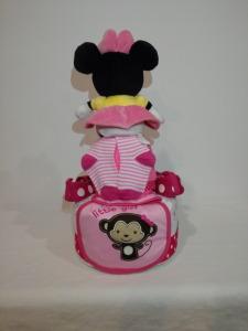 2Tier-DiaperCakesSingapore-BabyGifts-Girl-Minnie-Chantel-2